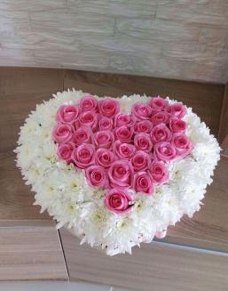 Heart | Delivery and order flowers in Aktobe