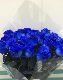 blue roses | Delivery and order flowers in Aktobe