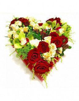 "Gift set ""Bright Mix"" of roses 