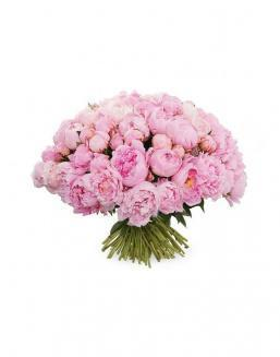 Bouquet of 101 peonies | Delivery and order flowers in Aktobe