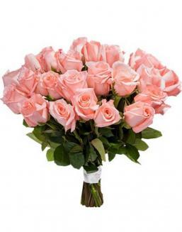 Bouquet of 33 pink roses | Delivery and order flowers in Aktobe