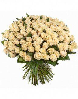 Cream fairy tale | Delivery and order flowers in Aktobe