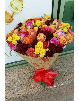 Sunny garden | Delivery and order flowers in Aktobe