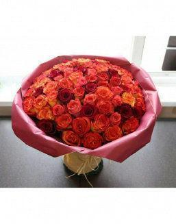 Love flame | Delivery and order flowers in Aktobe