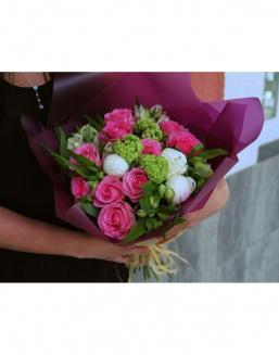 The April sun | Delivery and order flowers in Aktobe
