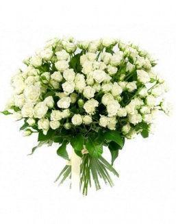 The Snow Queen | Delivery and order flowers in Aktobe