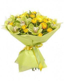 The Magic Wave | Delivery and order flowers in Aktobe