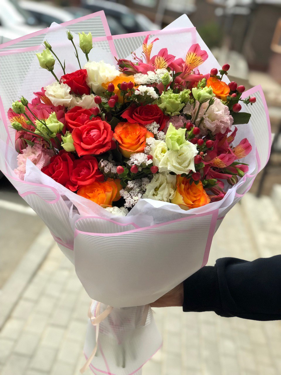 Доставка цветов г.актобе, доставка цветов