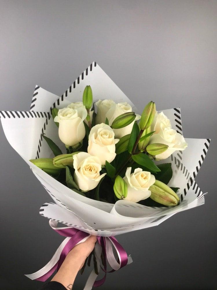 Цветы, доставка цветов г.актобе